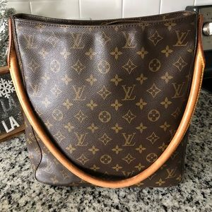 Authentic Louis Vuitton Looping handbag